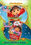 Dora Boxset: Dora's Christmas Adventure (DVD) Cover