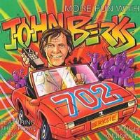 John Berks - More Fun Calls (CD) - Cover