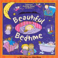 Ed Jordan / Alan Glass - Beautiful Bedtime (CD) - Cover
