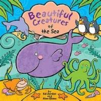 Ed Jordan / Alan Glass - Beautiful Creatures of the Sea (CD) - Cover