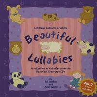Ed Jordan / Alan Glass - Beautiful Lullabies (CD) - Cover