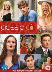 Gossip Girl - Season 4 (DVD) - Cover