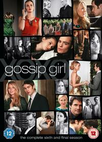Gossip Girl - Season 6 (DVD) - Cover
