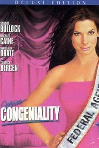 Miss Congeniality (DVD) - Cover