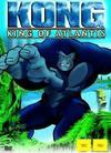 Kong: King Of Atlantis (DVD) Cover