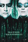 The Matrix Reloaded (DVD) Cover