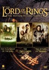 Lord Of The Rings - Trilogy (DVD) Cover
