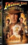 Indiana Jones and the Kingdom of the Crystal Skull (DVD) Cover