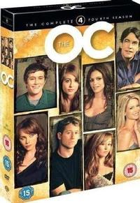 The O.C. - Season 4 (DVD) - Cover