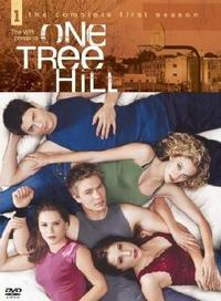 One Tree Hill - Season 1 (DVD) - Cover