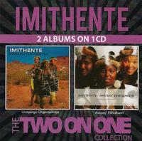 Imithente - 2 On 1 - Umnyango Ongenasikhiye & Awusay (CD) - Cover