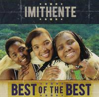 Imithente - Best of the Best (CD) - Cover