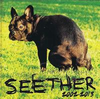 Seether - Seether 2002 - 2013 (CD) - Cover