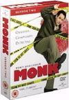Monk - Season 2 (DVD)