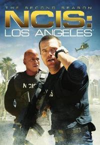 NCIS: Los Angeles - Season 2 (DVD) - Cover