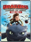 Dragons: Riders of Berk Volume 2 Disc 2 (DVD) Cover