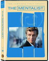 The Mentalist - Season 1 (DVD)