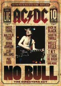 AC/DC - No Bull (Region 4 DVD) - Cover