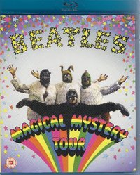 Beatles - Magical Mystery Tour (Blu-ray) - Cover