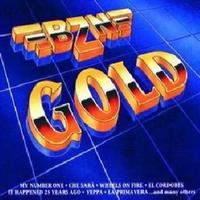 BZN - Gold (CD) - Cover