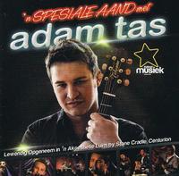 Adam Tas - N Spesiale Aand Met Adam Tas (CD) - Cover