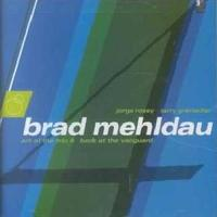 Brad Mehldau - Art of Trio 4: Back At the Vanguard (CD) - Cover