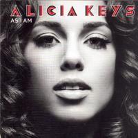Alicia Keys - As I Am (CD) - Cover