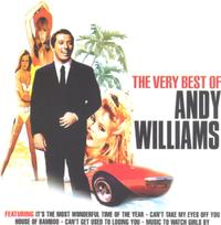 Andy Williams - The Very Best of (CD) - Cover