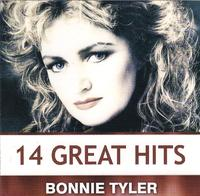 Bonnie Tyler - 14 Great Hits (CD) - Cover