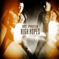 Bruce Springsteen - High Hopes (CD) - Cover