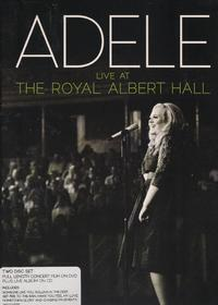 Adele - Live At the Royal Albert Hall (Blu-ray/CD) - Cover