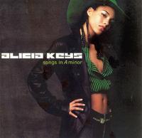 Alicia Keys - Songs In a Minor (CD) - Cover