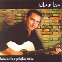 Adam Tas - Boeremeisie (Springbok Radio) (CD) - Cover