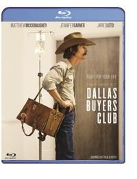 Dallas Buyers Club (Blu-ray) - Cover