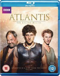 Atlantis (Blu-ray) - Cover