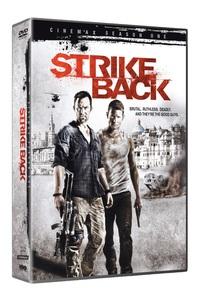 Strike Back: Cinemax - Season 1 (DVD) - Cover