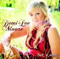 Demi-Lee Moore - Net N Mens (CD) - Cover