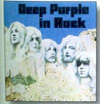 Deep Purple - In Rock - 25th Anniversary (Special Edition) (CD) - Cover
