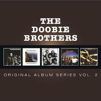 Doobie Brothers - Original Album Series 2 (CD) - Cover