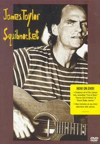 James Taylor - Squibnocket (DVD) - Cover