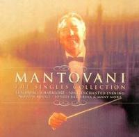 Mantovani - Singles Collection (CD) - Cover