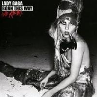 Lady Gaga - Born This Way - the Remix (CD) - Cover