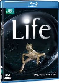 Life (Blu-ray) - Cover