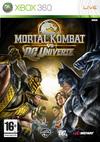 Mortal Kombat vs. DC Universe (Xbox 360) Cover