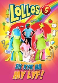 Lollos - Ek Kyk Na My Lyf (DVD) - Cover