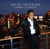 Julio Iglesias - Romantic Classics (CD) - Cover