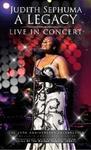 Judith Sephuma - A Legacy :Live In Concert (DVD + CD)