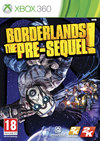 Borderlands: The Pre-Sequel (Xbox 360) Cover
