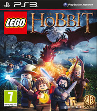 LEGO The Hobbit (PS3) - Cover
