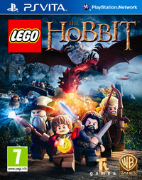 LEGO The Hobbit (PS Vita) - Cover